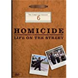 Homicide Life on the Street - The Complete Season 6 ~ Richard Belzer