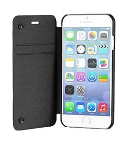 STM Flip Folio Case for iPhone 6 Plus/6S Plus - Black (stm-321-083E-01)