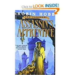Assassin's Apprentice (The Farseer Trilogy, Book 1) by Robin Hobb,&#32;Michael Whelan and John Howe