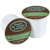 Green Mountain Wild Mountain Blueberry, K-Cup Portion Pack for Keurig K-Cup Brewers, 24-Count