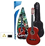 Tenson F502113 Player Pack Set guitare classique taille 4/4