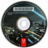 Software - Adobe Acrobat XI (11) Standard OEM DVD