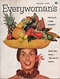 img - for Everywoman's: Your Supermarket Magazine, vol. 8, no. 1 (January 1958) book / textbook / text book