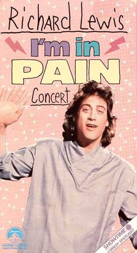 I'm in Pain [VHS]