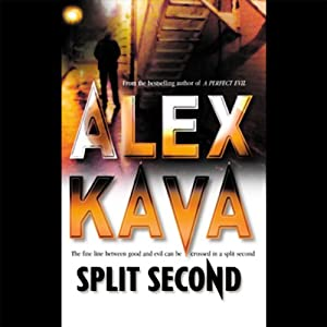 Split Second | [Alex Kava]