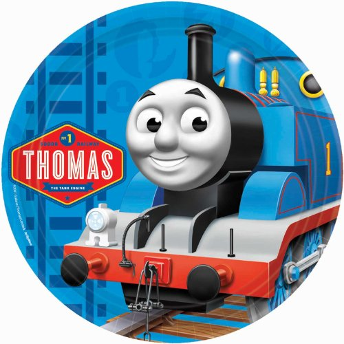 Thomas the Tank Lunch Plates 8 Ct. - 1