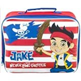 BRAND NEW JAKE AND THE NEVERLAND PIRATES LUNCH BAG-CO475