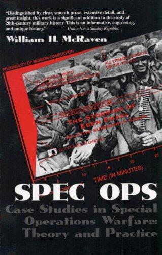 William H. Mcraven - Spec Ops