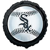 Chicago White Sox Baseball Foil Balloon