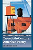 The Cambridge Introduction to Twentieth-Century American Poetry (Cambridge Introductions to Literature)