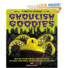 Ghoulish Goodies-(Frightful Cookbook)