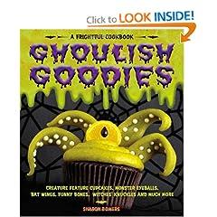 Ghoulish Goodies-(Frightful Cookbook)