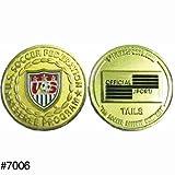 U.S. Soccer Gold Flip Coin
