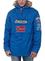 Geographical Norway Chaqueta Creek (Azul Royal)