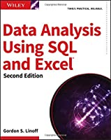 Data Analysis Using SQL and Excel, 2nd Edition Front Cover