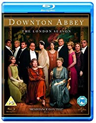 Downton Abbey: The London Season (Christmas Special 2013) [Blu-ray] [Region Free]