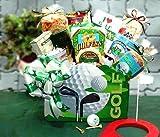 Golf Delights Gift Basket