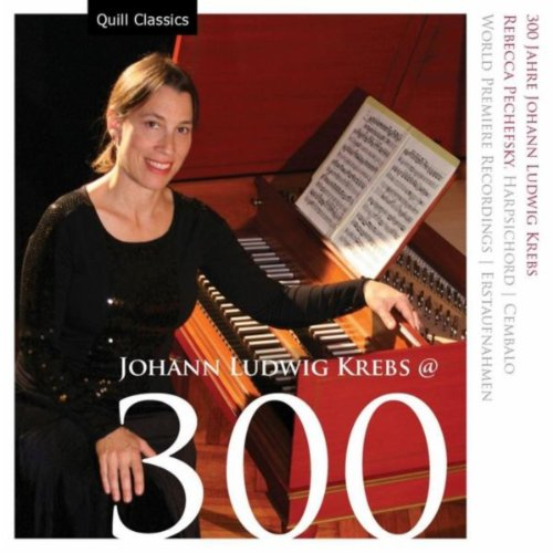 Buy Johann Ludwig Krebs @ 300 From amazon