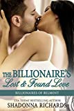 The Billionaire's Lost and Found Love (Billionaires of Belmont Book 4)