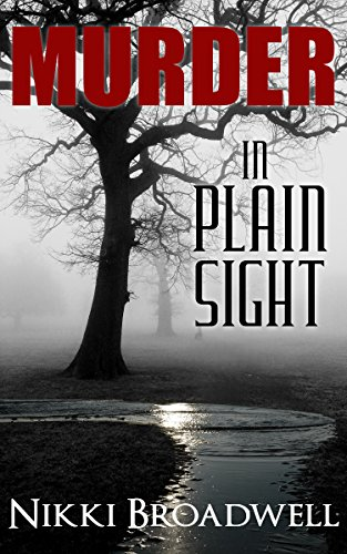 Book: Murder in Plain Sight - a Summer McCloud paranormal mystery by Nikki Broadwell