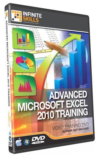 InfiniteSkills Microsoft Excel Advanced Tutorial DVD - Video Training (PC/Mac)