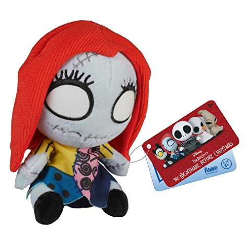 Mopeez Nightmare Before Christmas: Sally Plush by Funko