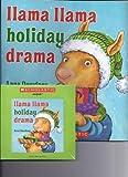 img - for Llama Llama Holiday Drama with read along CD book / textbook / text book