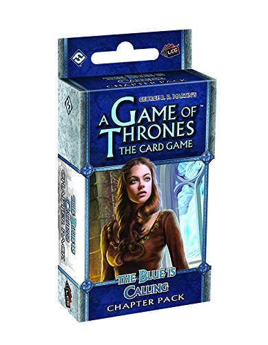 A Game of Thrones LCG: The Blue is Calling Chapter Pack - 1