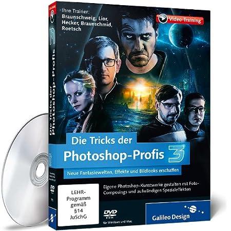 Die Tricks der Photoshop-Profis Vol. 3