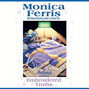 Embroidered Truths Audiobook