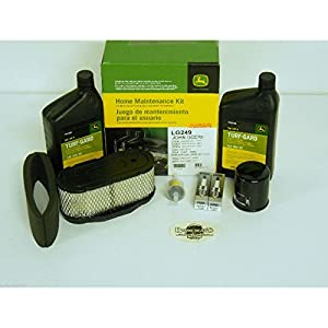 John Deere Original Equipment Filter Kit #LG249 by John Deere