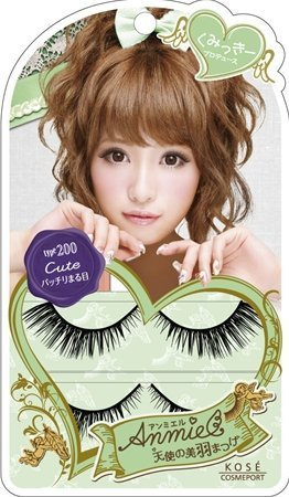 Anne miel eyelash 200 (cute)...