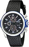 Citizen Men's CA0421-04E AR 2.0 Eco-Drive Stainless Steel Chronograph Black Dial Watch