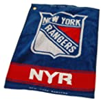 NHL New York Rangers Woven Towel