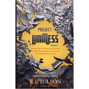 Author Interview – R. J. Tolson