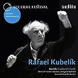 Rafael Kubelik dirige Bartok : Le Château de Barbe Bleue. Fischer Dieskau, Seefried.