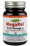 Krillöl mit Mega-Rot Krill-Omega-3 der neuen Generation für eine optimale