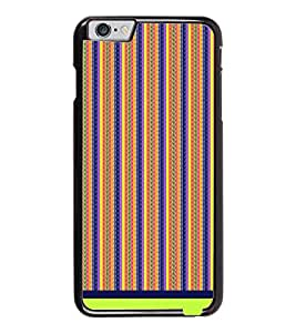 PrintDhaba Pattern D-1725 Back Case Cover for APPLE IPHONE 6 PLUS (Multi-Coloured)