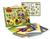 Ideen für Ostergeschenke Bastelideen zu Ostern 2014 - Folia Bastelpapierkoffer 110 teilig Ostern