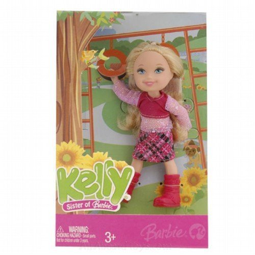 Buy Low Price Mattel Kelly & Sunflower Park Friends: Kelly Doll Figure (B000YI1R5U)