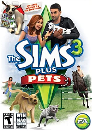 The Sims 3 Plus Pets