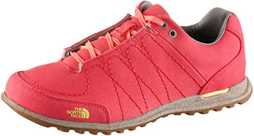 The North Face W Hedgehog Mountain Sneaker Canvas, chaussures de sport femme