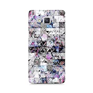 Mobicture Fusion Skull Premium Printed Case For Samsung A5