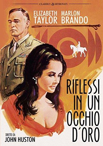 Riflessi in Un Occhio d'Oro (DVD)