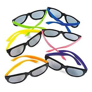 Child Neon Sunglasses (1 dz) [Toy]
