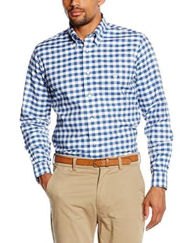 Brooks Brothers Camisa Hombre Azul