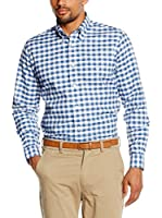 Brooks Brothers Camisa Hombre (Azul)