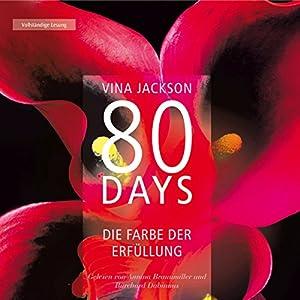 80 Days: Die Farbe der Erfüllung (80 Days 3) Hörbuch