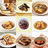 レトルト 和食 煮物 おかず 惣菜 12種類セット(ロングライフシリーズ 常温で3年保存可能)