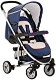 Hauck Malibu All-in-One Travel System (Blue)